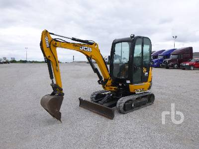 2018 JCB 8029 Mini Excavator (1 - 4.9 Tons)