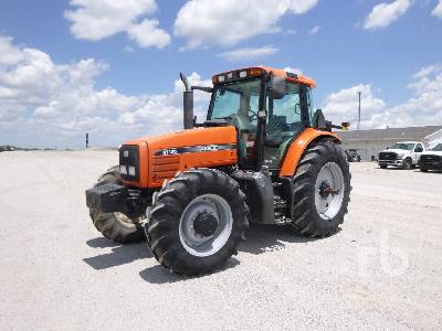 2004 AGCO RT120 MFWD Tractor