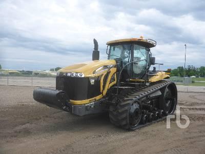 2011 CHALLENGER MT865C Track Tractor