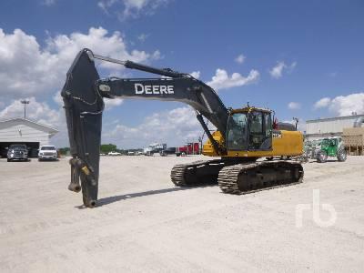 2017 JOHN DEERE 350G Hydraulic Excavator