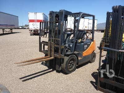 DOOSAN G25P-5 PLUS 4600 Lb Forklift
