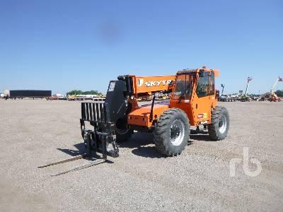 2019 JLG 6042 6000 Lb 4x4 Telescopic Forklift