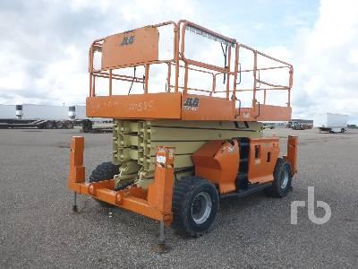 2011 JLG 4394RT 43 Ft 4x4 Rough Terrain Scissorlift