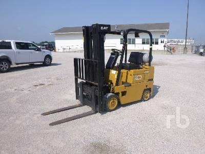 CATERPILLAR T50D 4500 Lb Forklift
