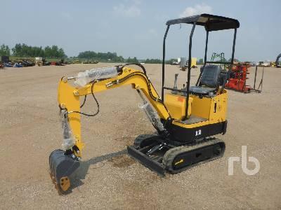 Unused 2021 AGROTK YM10 (Unused) Mini Excavator (1 - 4.9 Tons)