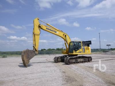 2015 KOMATSU PC290LC-11 Hydraulic Excavator