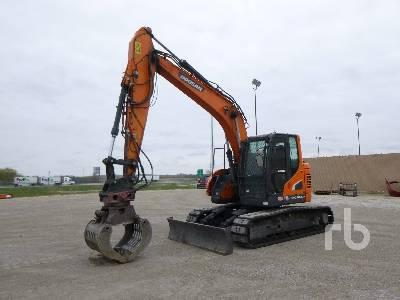 2018 DOOSAN DX140LCR-5 Hydraulic Excavator