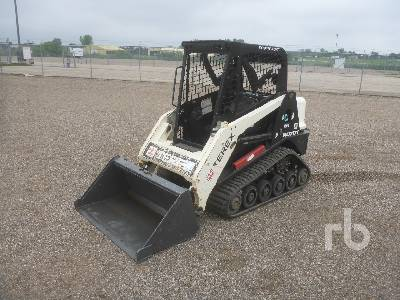 2015 TEREX R070T Compact Track Loader