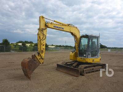 2003 KOMATSU PC78US-6E0 Midi Excavator (5 - 9.9 Tons)