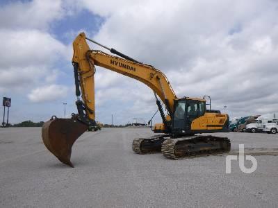 2017 HYUNDAI HX300L Hydraulic Excavator