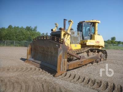 2005 KOMATSU D275AX-5 Crawler Tractor