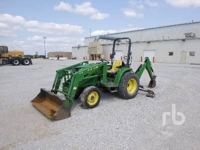 2003 JOHN DEERE 4300 Utility Tractor