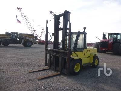 1994 HYSTER H155XL 15500 Lb Rough Terrain Forklift