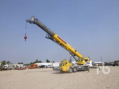2008 GROVE TMS800E 80 Ton Hydraulic Truck Crane