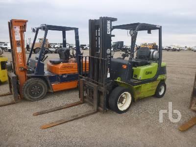 2012 CLARK CQ30L Forklift