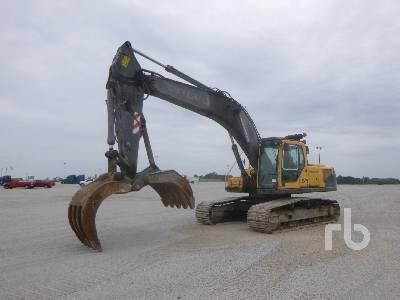 2007 VOLVO EC290B LC Hydraulic Excavator