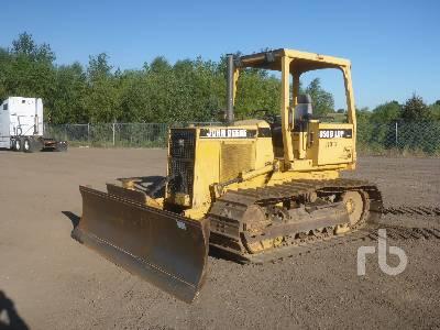 1998 JOHN DEERE 650G LGP Crawler Tractor