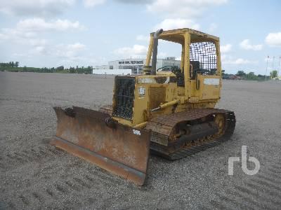 1997 JOHN DEERE 450G Crawler Tractor