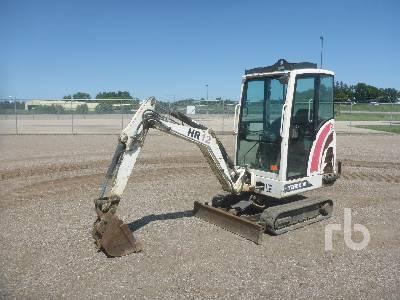 2004 TEREX HR12 Mini Excavator (1 - 4.9 Tons)