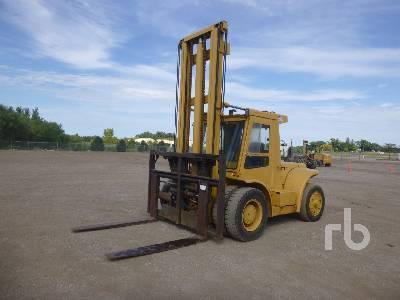 HYSTER H200HS 21500 Lb Rough Terrain Forklift
