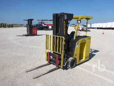 2013 HYSTER E30HSD2-18 2300 Lb Electric Order Picker Electric Forklift