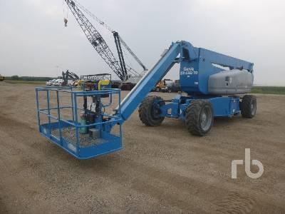 2015 GENIE Z135/70 4x4 Boom Lift