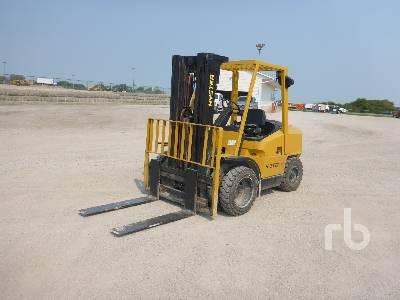 HYSTER H80XM 7650 Lb Forklift