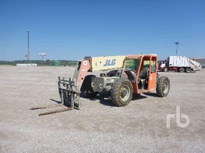 2006 JLG G9-43A 9000 Lb 4x4x4 Telescopic Forklift
