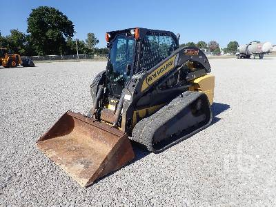 2015 NEW HOLLAND C232 2 Spd Compact Track Loader