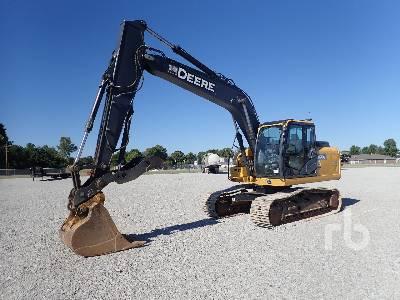 2017 JOHN DEERE 160G Hydraulic Excavator