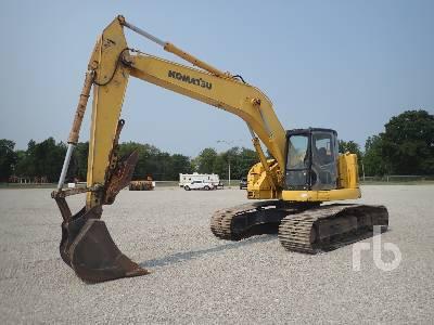 1999 KOMATSU PC228USLC Hydraulic Excavator