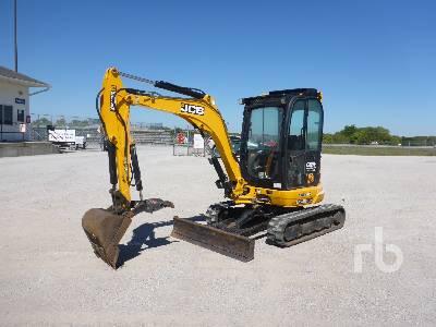 2016 JCB 8035 ZTS Mini Excavator (1 - 4.9 Tons)