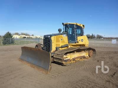 2013 JOHN DEERE 850K Crawler Tractor