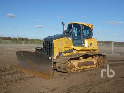 2016 JOHN DEERE 850K LGP Crawler Tractor