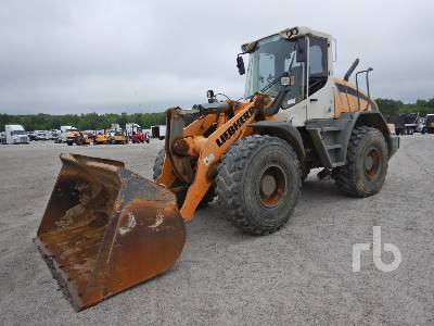 2014 LIEBHERR L542 Wheel Loader