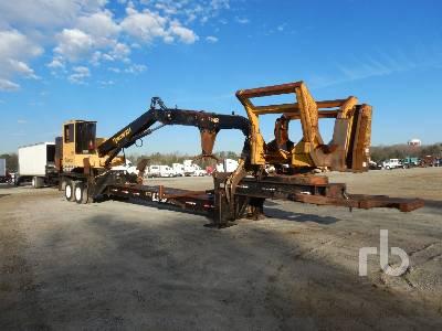 2011 TIGERCAT 234 T/A Log Loader