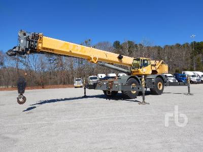 2005 GROVE RT875E 75 Ton 4x4x4 Rough Terrain Crane