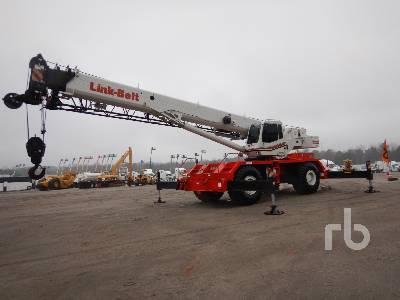 2009 LINK-BELT RTC-8065 Series II 65 Ton 4x4x4 Rough Terrain Crane