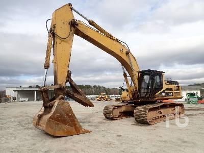 2001 CATERPILLAR 345BL Series II Hydraulic Excavator