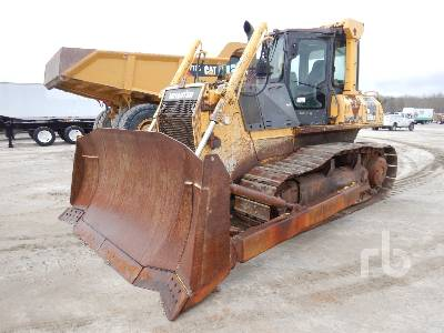 2007 KOMATSU D65EX-15EO Crawler Tractor