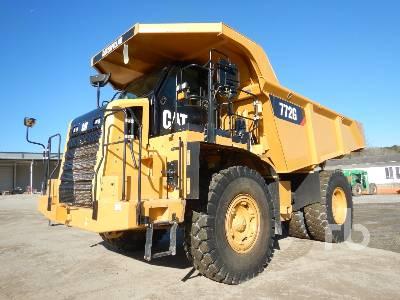 2016 CATERPILLAR 772G Rock Truck