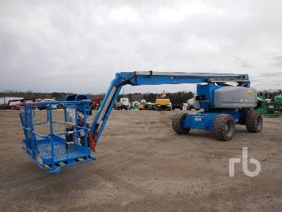 2013 GENIE Z80/60 4x4 Articulated Boom Lift
