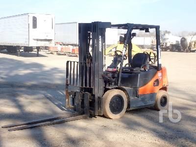 2014 DOOSAN G25E-5 Forklift