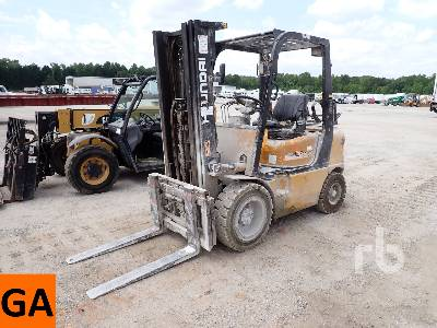 2007 HYUNDAI HLF30-5 5300 Lb Forklift