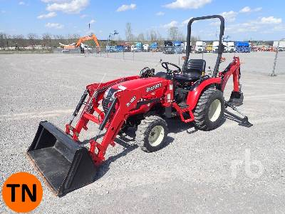 2019 BRANSON 2510H 4WD Utility Tractor