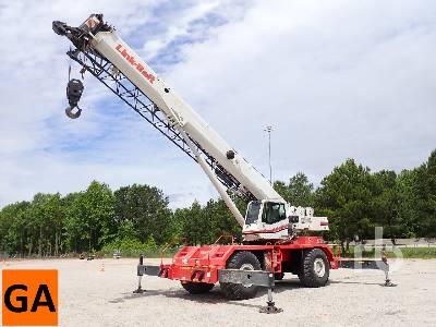 2008 LINK-BELT RTC8065 Series II 65 Ton 4x4x4 Rough Terrain Crane