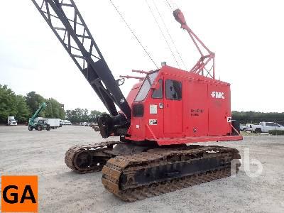 1986 LINK-BELT LS98A 40 Ton Crawler Crane