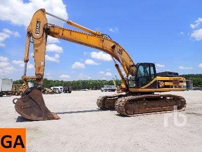 2005 JCB JS460 Hydraulic Excavator
