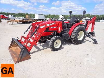 2019 BRANSON 3515H 4WD Utility Tractor