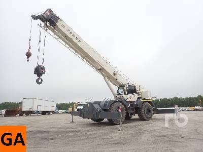 2012 TEREX RT670 70 Ton 4x4x4 Rough Terrain Crane